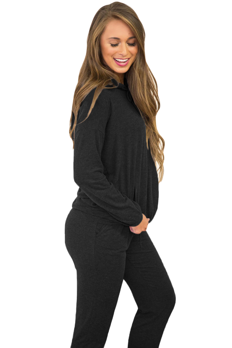 Loungz hoodie and joggers set