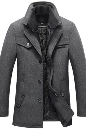 Peacoat winter Wool