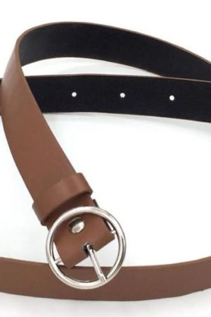 Belt for woman pin buckle